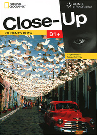 Close-Up B1+: Get close to English through a Close-Up on the real world (+ DVD-ROM),