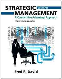 Strategic Management: A Competitive Advantage Approach, Concepts Plus NEW MyManagementLab with Pearson eText - Access Card Package,
