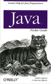 Java Pocket Guide,