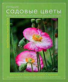 Лучшие садовые цветы. Большая иллюстрированная энциклопедия, Ирина Пескова