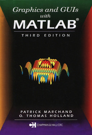 Graphics and GUIs with Matlab,