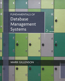 Fundamentals of Database Management Systems,