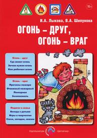 Огонь - друг, огонь - враг, И. А. Лыкова, В. А. Шипунова