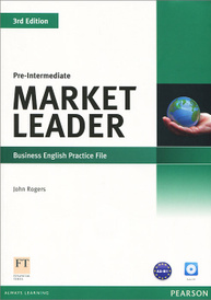 Market Leader: Pre-Intermediate: Business English Practice File (+ CD),