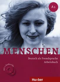 Menschen: Deutsch als fremdsprache arbeitsbuch: A1 (+ 2 CD),