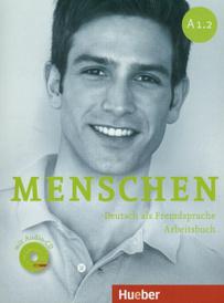Menschen A1.2: Deutsch als Fremdsprache: Arbeitsbuch (+ CD),