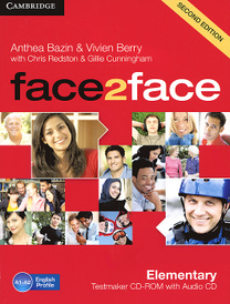 Face2Face: Elementary: Testmaker CD-ROM and Audio CD,