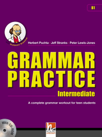 Grammar Practice Intermediate: A Complete Grammar Workout for Teen Students (+ CD-ROM),