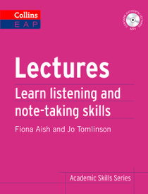Collins Academic Skills Series: Lectures (incl. MP3 CD),
