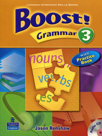 Boost! Grammar: Level 3 with Practice Book (+ CD),