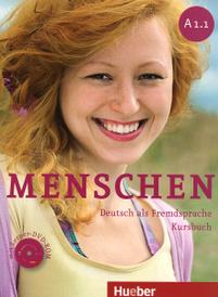 Menschen: Deutsch als fremdsprache kursbuch: A 1.1 (+ DVD-ROM),