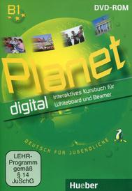Planet 3, Interaktives Kursbuch, DVD-ROM,