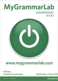 My Grammar Lab: Level Elementary: With Key,