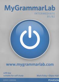 My Grammar Lab: Level Intermediate: With Key,