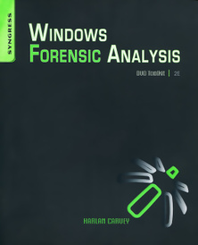 Windows Forensic Analysis: DVD Toolkit (+ DVD-ROM),