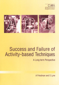 Success and Failure of Activity-Based Techniques: A Long-Term Perspective,