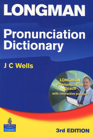 Longman Pronunciation Dictionary (+ CD-ROM),