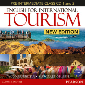 English for International Tourism New Edition: Pre-Intermediate: Class CD (аудиокурс на 2 CD),