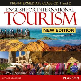 English for International Tourism New Edition: Pre-Intermediate: Class CD (аудиокурс на 2 CD),
