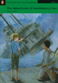 The Adventures of Huckleberry Finn: Level 3 (+ CD-ROM),
