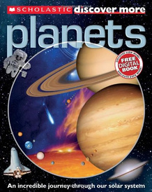 Scholastic Discover More: Planets,