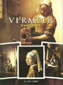 Vermeer Paintings: 24 Art Cards,