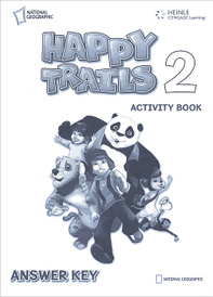 Happy Trails 2: Activity Book,