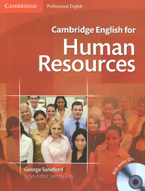 Cambridge English for Human Resources: Student's Book (+ 2 CD),