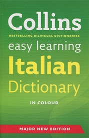 Collins Easy Learning Italian Dictionary,