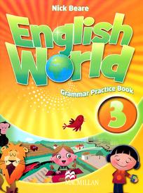 English World: Level 3: Grammar Practice Book,