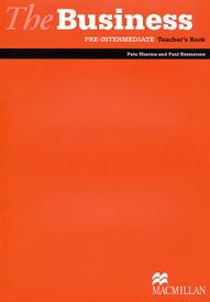 The Business Pre-Intermediate: Teacher's Book,