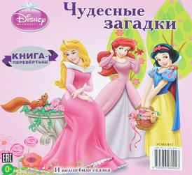 Принцессы. Волшебная сказка и чудесные загадки,