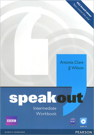 Speakout: Intermediate: Workbook (+ CD-ROM),