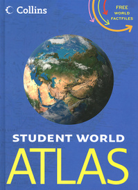 Collins Student: World Atlas (+ CD-ROM),