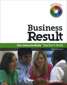 Business Result: Pre-intermediate: Teacher's Book (+ 2 DVD-ROM),