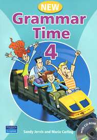 New Grammar Time 4 (+ CD-ROM),