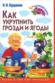 Как укрупнить грозди и ягоды, Н. И. Курдюмов