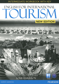 English for International Tourism: Intermediate: Workbook with Key (+ CD),