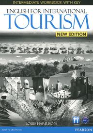 English for International Tourism: Intermediate: Workbook with Key (+ CD),