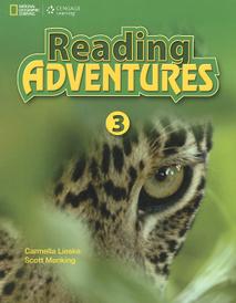 Reading Adventures 3,