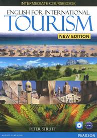 English for International Tourism: Intermediate: Coursebook (+ DVD-ROM),