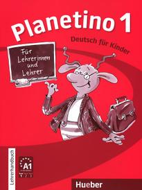 Planetino 1 : Lehrerhandbuch,