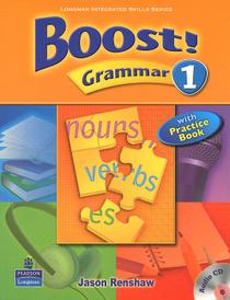 Boost! Speaking: Grammar 1 (+ CD-ROM),
