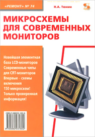 Микросхемы для современных мониторов, Н. А. Тюнин