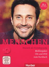 Menschen: Deutsch als Fremdsprache (комплект из 2 CD + DVD),