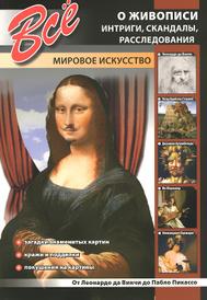 Все о живописи. Интриги, скандалы, расследования, Сергей Афонькин