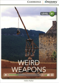 Weird Weapons Intermediate Book with Online Access,