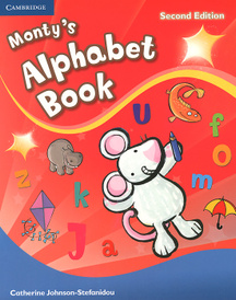 Kid's Box 1-2: Monty's Alphabet Book,
