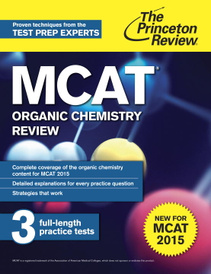 MCAT ORGANIC CHEMISTRY REV 2ED,
