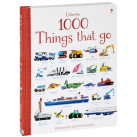 1000 Things That Go,